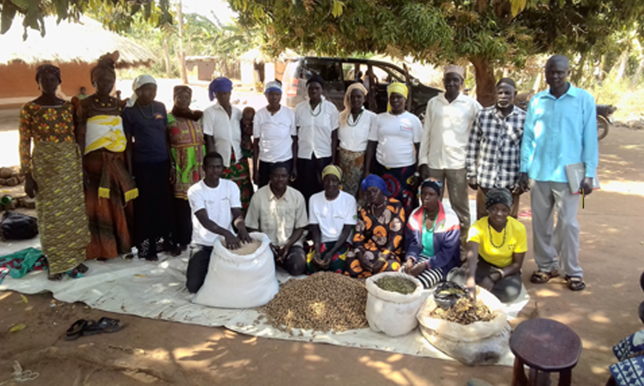 Secure Livelihoods for South Sudanese Refugees and Host Communities in West Nile Region, Uganda (2017-2022)